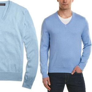 Brooks Brothers Supima Cotton Sweater HW7152